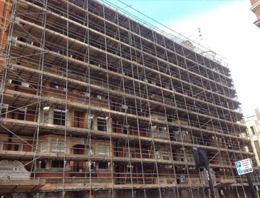 Do you need Builders Scaffolding in North London ?