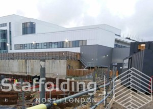 Do you need Commercial Scaffholding in North London ?