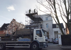 We provide scaffolding in London and Surrey. We offer competitive rates scaffolding hire & scaffold rental. We are highly trained scaffolders in London