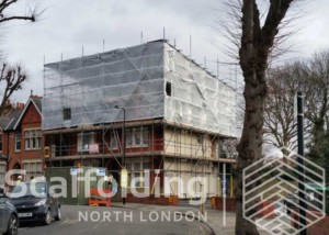 Do you need Roofers Scaffholding in North London ?