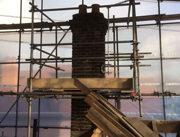 Do you need Roofers Scaffolding in North London ?