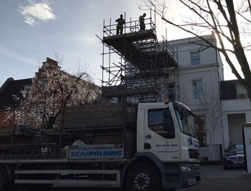 Do you need Tower Scaffholding in North London ?