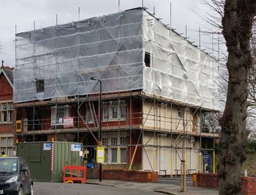 Do you need Temporary Roof for Loft Conversion in North London ?