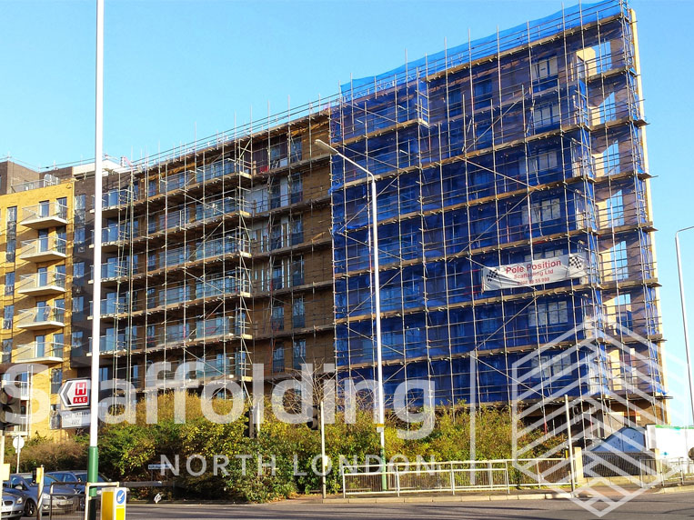 Do you need Industrial Scaffolding in North London ?
